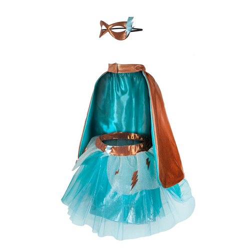 Super Duper Tutu/Cape/Mask Set
