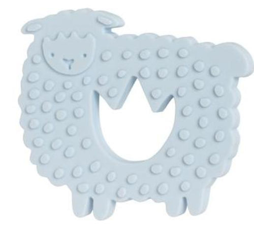 Silicone Teether Lamb
