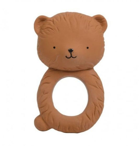 Lovely Teething Ring - Bear