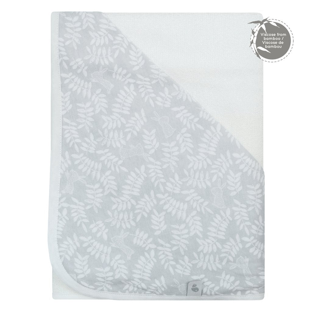 Perlimpinpin Hooded Towel- Rabbits