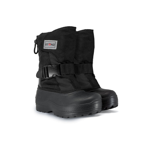Stonz Winter Boot- Trek Black