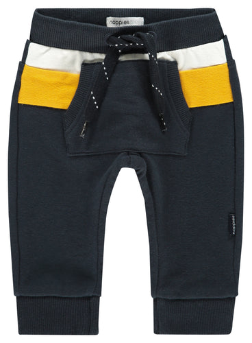Noppies Navy Colour Block Sweatpants