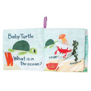 What's Outside? Sea Cloth Book