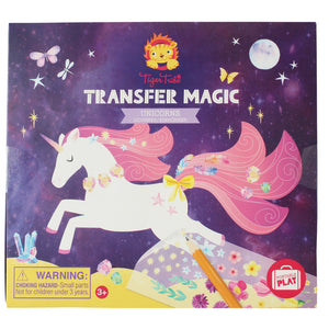 Create a Unicorn Transfer Magic