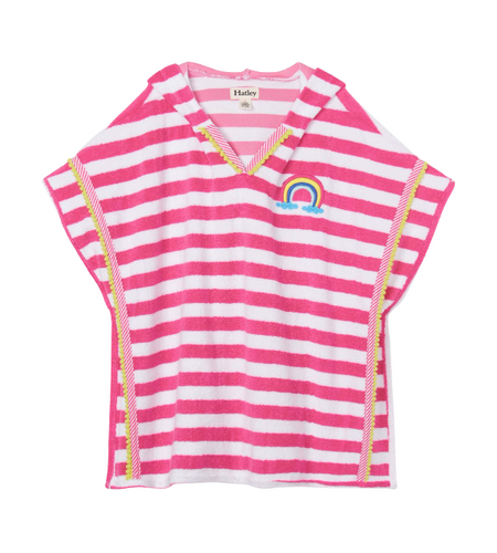 Hatley Over The Rainbow Hooded Cover Up