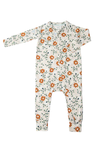 LouLou Lollipop Flower Vine Tencel Sleeper