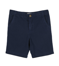 Load image into Gallery viewer, Hatley Navy Twill Short