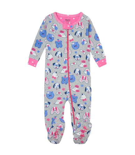Hatley Playful Pups Organic Cotton Coverall