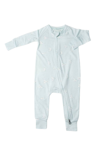 LouLou Lollipop Peace Dove Tencel Sleeper