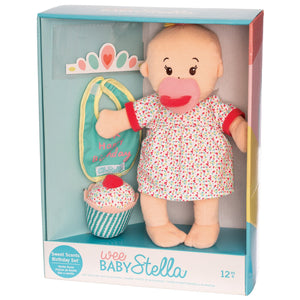 Wee Baby Stella Sweet Scents Birthday