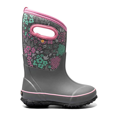 Bogs Classic Handle Winter Boot- Garden