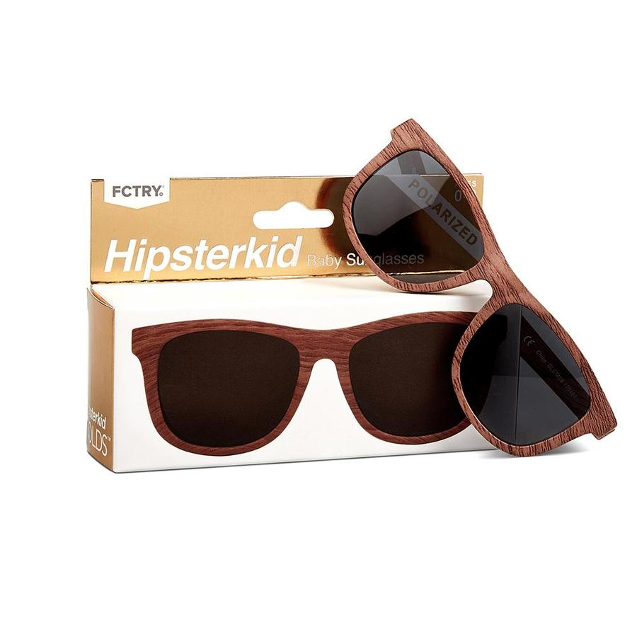 Hipsterkid Gold Label Aviator Sunglasses 3-6yr