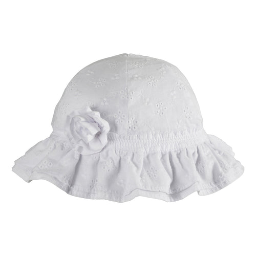Millymook Baby Girls Bell Hat - Agapantha 12-24m
