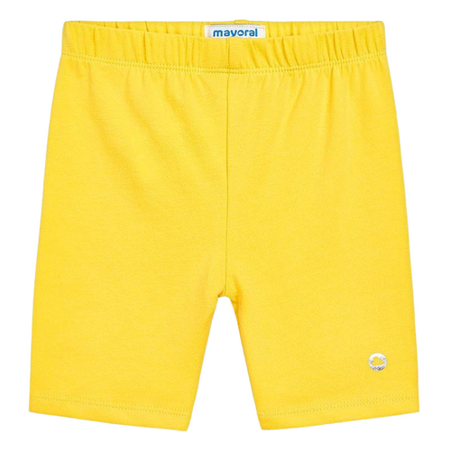Mayoral Bike Short - Yellow