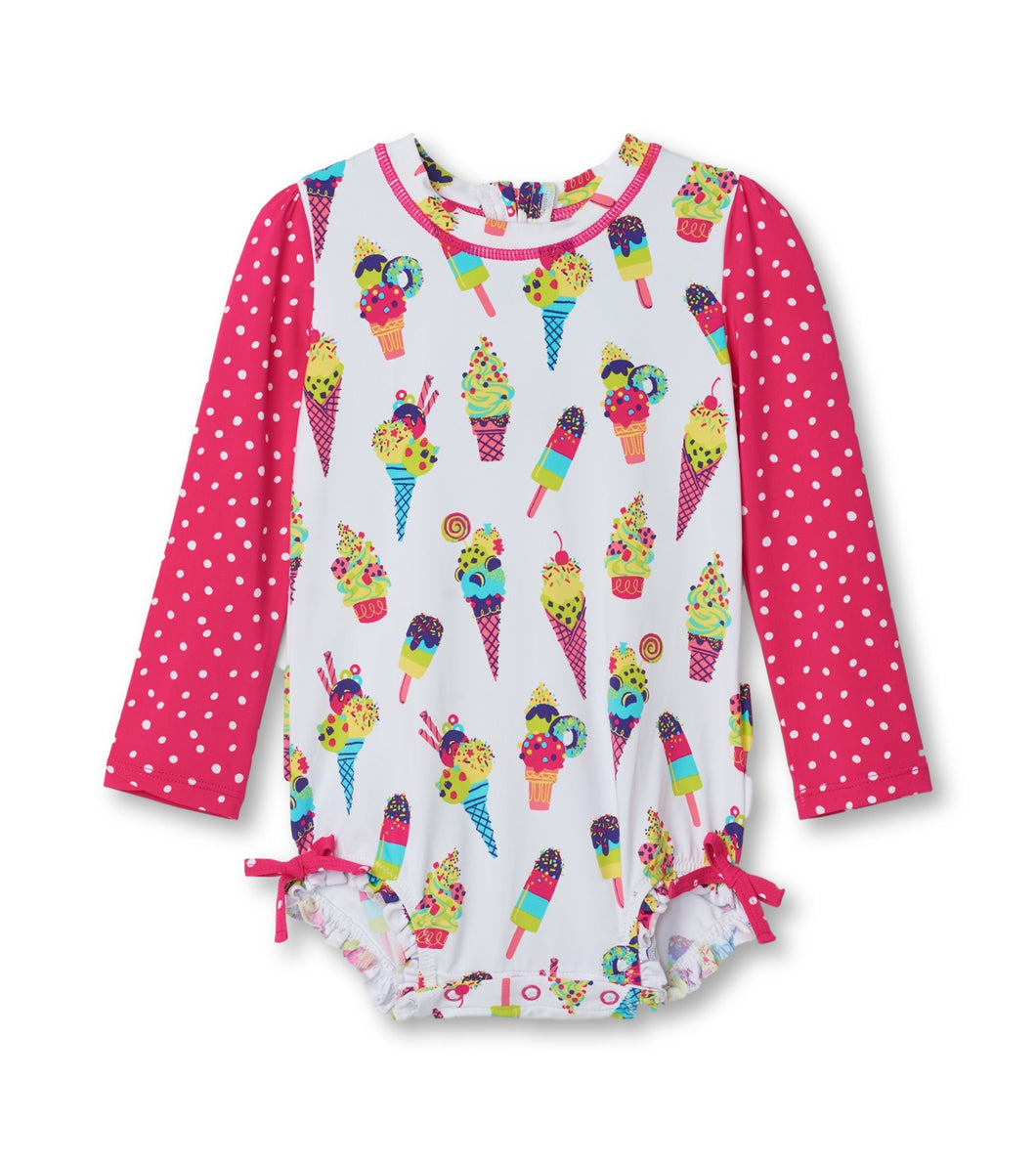 Hatley Cool Treats Infant Rashguard