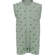 Load image into Gallery viewer, Fixoni Grey Mist Ducks Romper - 1m