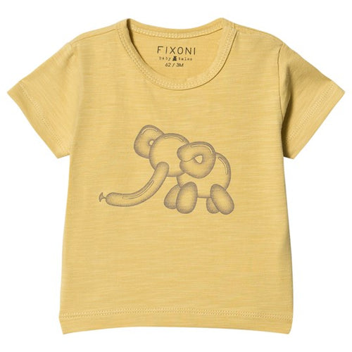 Fixoni Yellow Balloon Animal Shirt