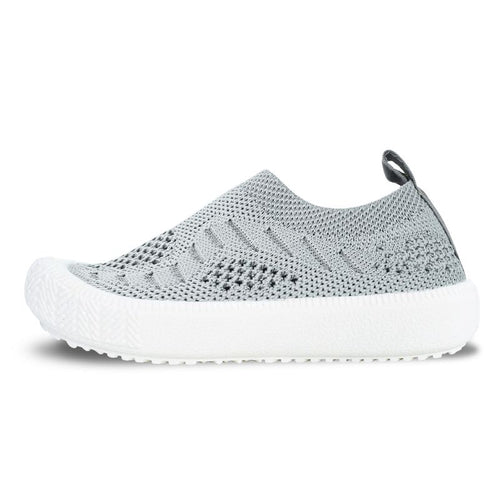 Jan & Jul Breeze Knit Shoe - Grey