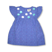 Load image into Gallery viewer, Hatley Candied Swiss Dots Flutter Dress 6-9m