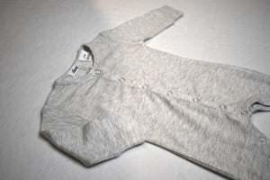 Priv Lazy Days Onesie Grey