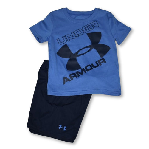 UA Blue Logo 2pc Set