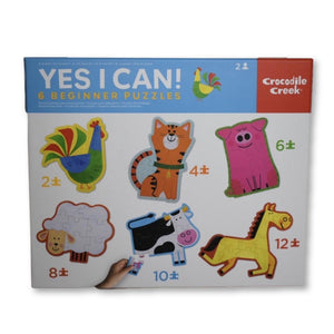 Croc Creek Beginner Puzzle Barn