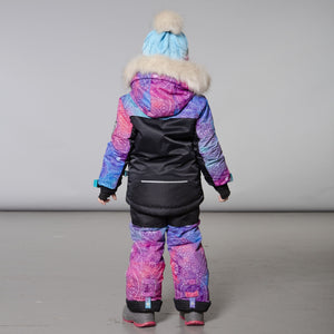Deux Par Deux Unicorn Dreams Girls 2pc. Snowsuit
