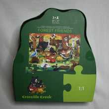 Load image into Gallery viewer, Croc Creek 36pc Forest Friends Puzzle