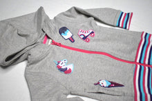 Load image into Gallery viewer, Hatley Girly Patches Hoodie