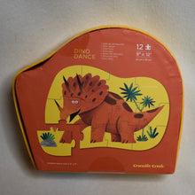 Load image into Gallery viewer, Croc Creek 12pc Puzzle Dino Dance