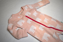 Load image into Gallery viewer, Parade - Light Pink Bears 2 Way Zip Up