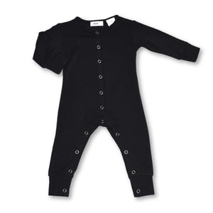 Priv Lazy Days Onesie Black
