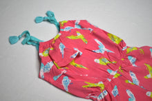 Load image into Gallery viewer, Hatley Chirpy Budgies Romper