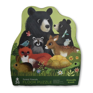 Croc Creek 36pc Forest Friends Puzzle