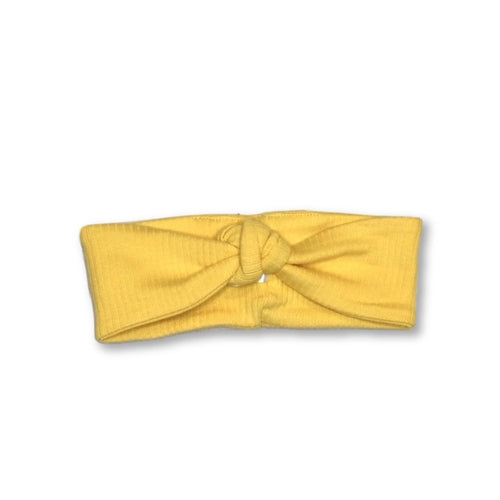 Petit Lem Yellow Headband