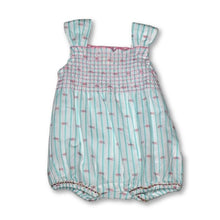 Load image into Gallery viewer, Hatley Tiny Fishies Bubble Romper