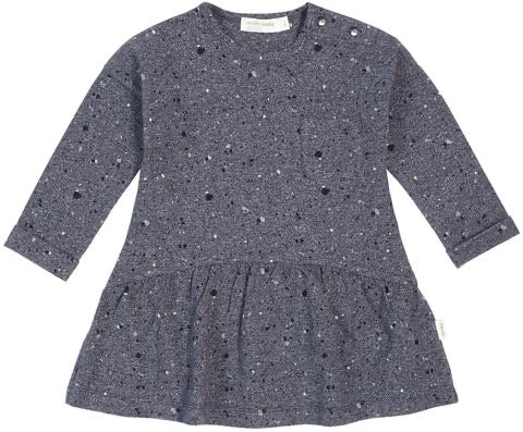 Miles Baby Long Sleeve Knit Dress - 9m