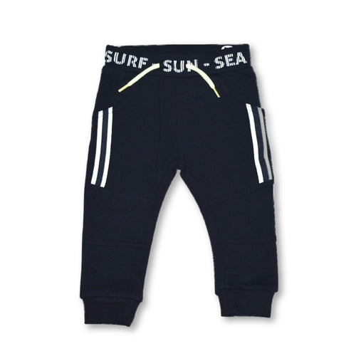 Dirjke Navy Sweatpants