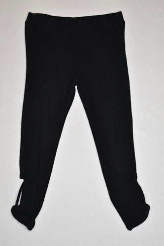 Chaser Soft Black Leggings with Cutouts - 4