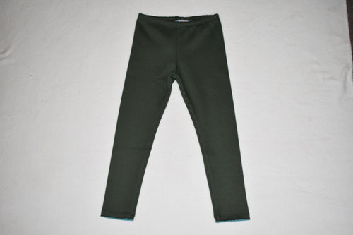 Kanz - Olive Warm Legging - 4