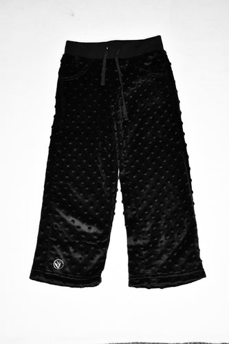 Cuddle Bubble Pant - Black - 5