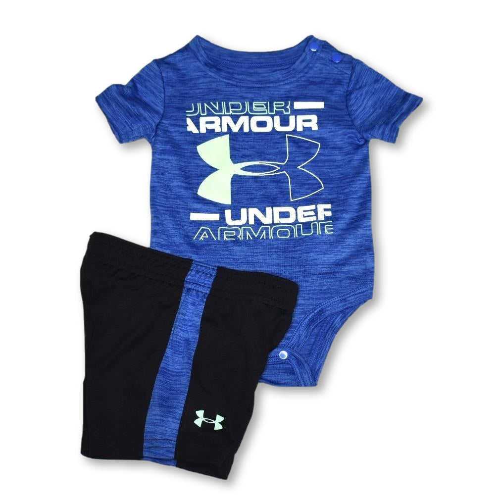 UA Infant Block Logo 2pc Set