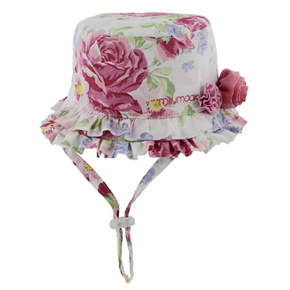 Millymook Baby Girls Bucket Hat - Lola