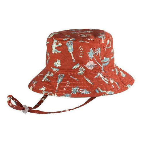 Dozer Boys Bucket Hat - Malakai