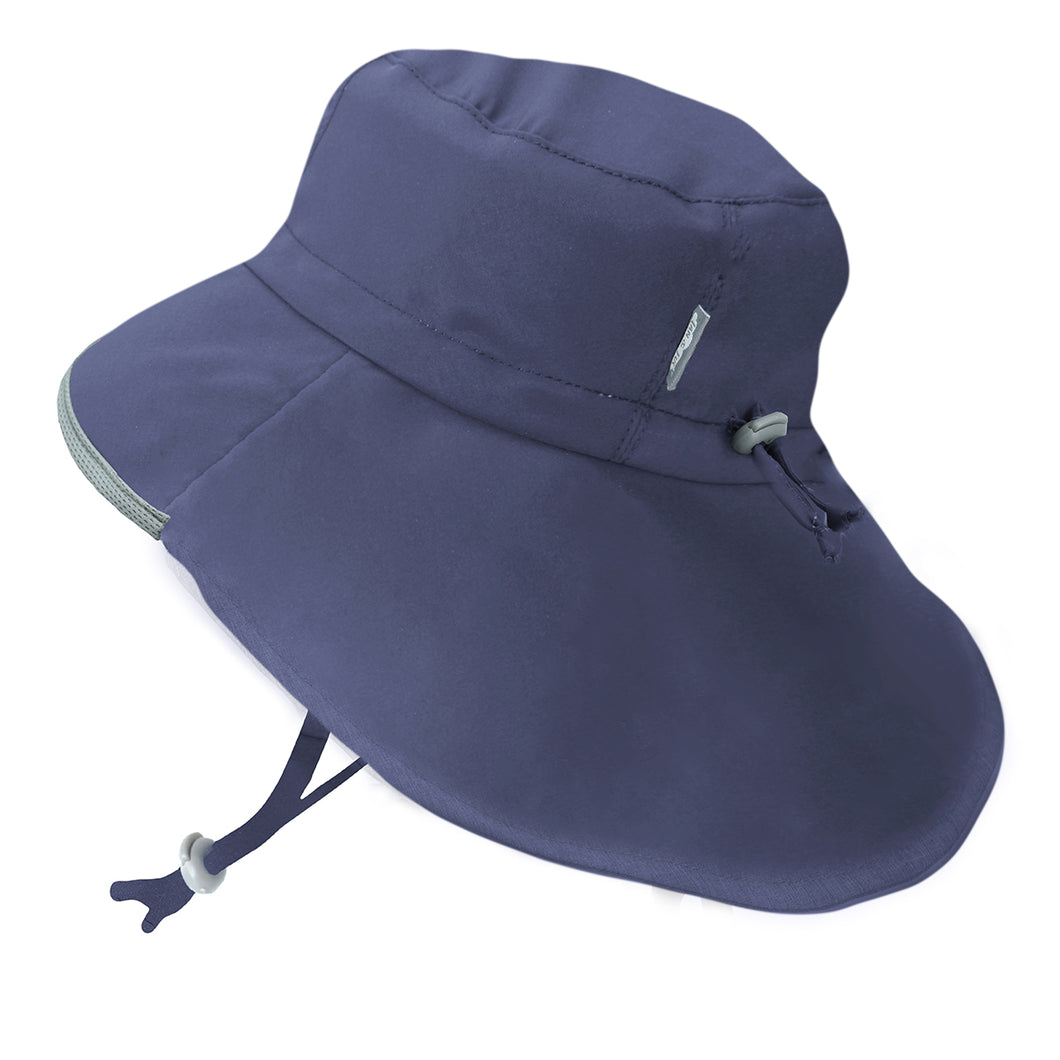 Jan&Jul Aqua Dry Adventure Hat - Navy