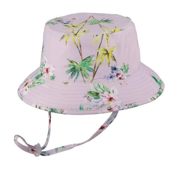 Millymook Baby Girls Bucket Hat - Pia