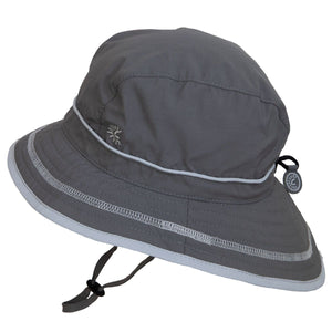 Calikids UV Beach Hat - Granite