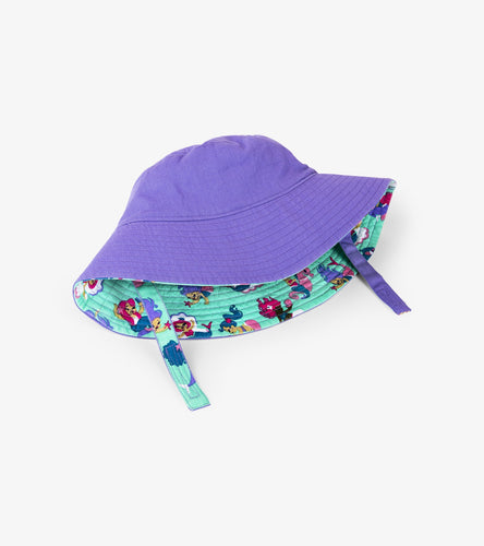 Hatley Underwater Kingdom Sun Hat 6-9m