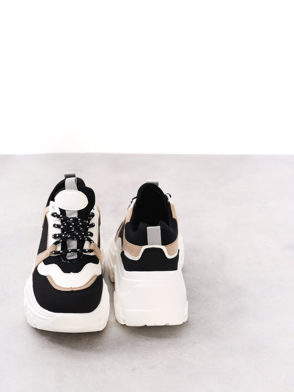 Black Gold Multi Trainers
