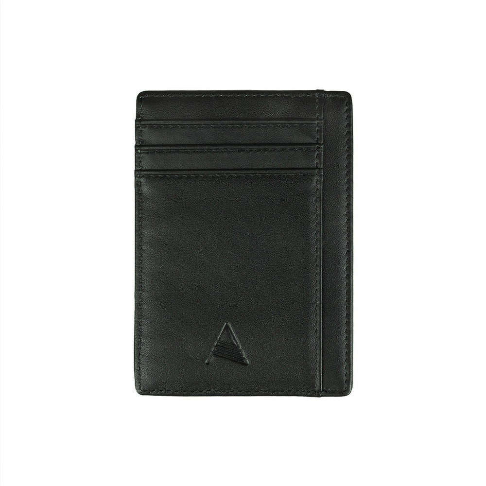 Algent Ultra Slim Card Holder - Black